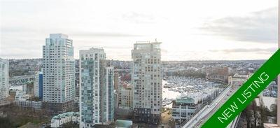 Yaletown Condo for sale:  2 bedroom 911 sq.ft. (Listed 2018-02-01)