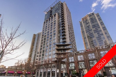 Yaletown Condo for sale: 1 bedroom 686 sq.ft.