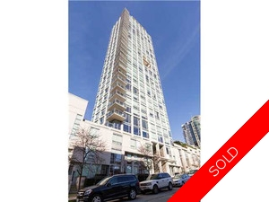 Yaletown Apartment for sale: POMARIA 2 bedroom 703 sq.ft. (Listed 2015-03-09)