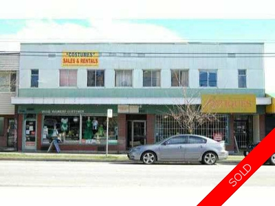 Fraser  Retail for sale:  Studio  (Listed 2012-05-12)