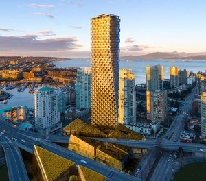 Yaletown Mixed Use: Vancouver House