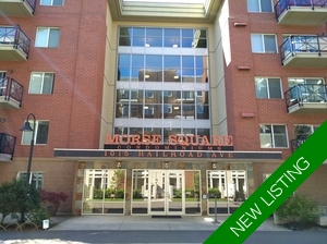 Bellingham Apartment for sale: Morse Square 1 bedroom 614 sq.ft. (Listed 2017-05-12)