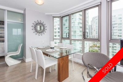 Yaletown Condo for sale:  1 bedroom 852 sq.ft. (Listed 2017-10-10)