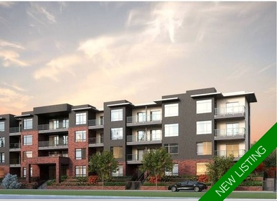Central Pt Coquitlam Condo for sale:  1 bedroom 791 sq.ft. (Listed 2018-06-07)