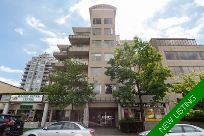 Central Lonsdale Condo for sale:  1 bedroom 772 sq.ft. (Listed 2018-06-07)